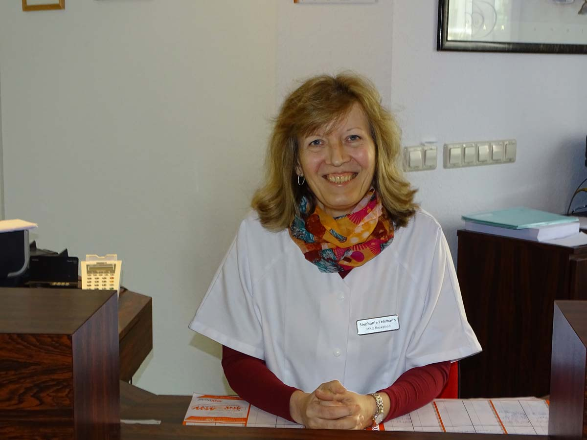 Stefanie Felsmann, Dipl. oec. FH