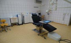 Blick in ein Behandlungszimmer